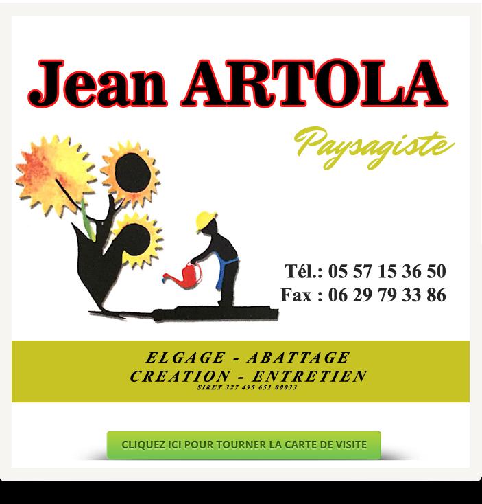 Artola Jean Paysagiste Elagage